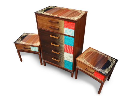 Zoe Murphy - 20th Century Upcycled Furniture