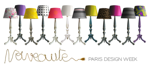 Moissonnier Lampshades for Paris Design Week